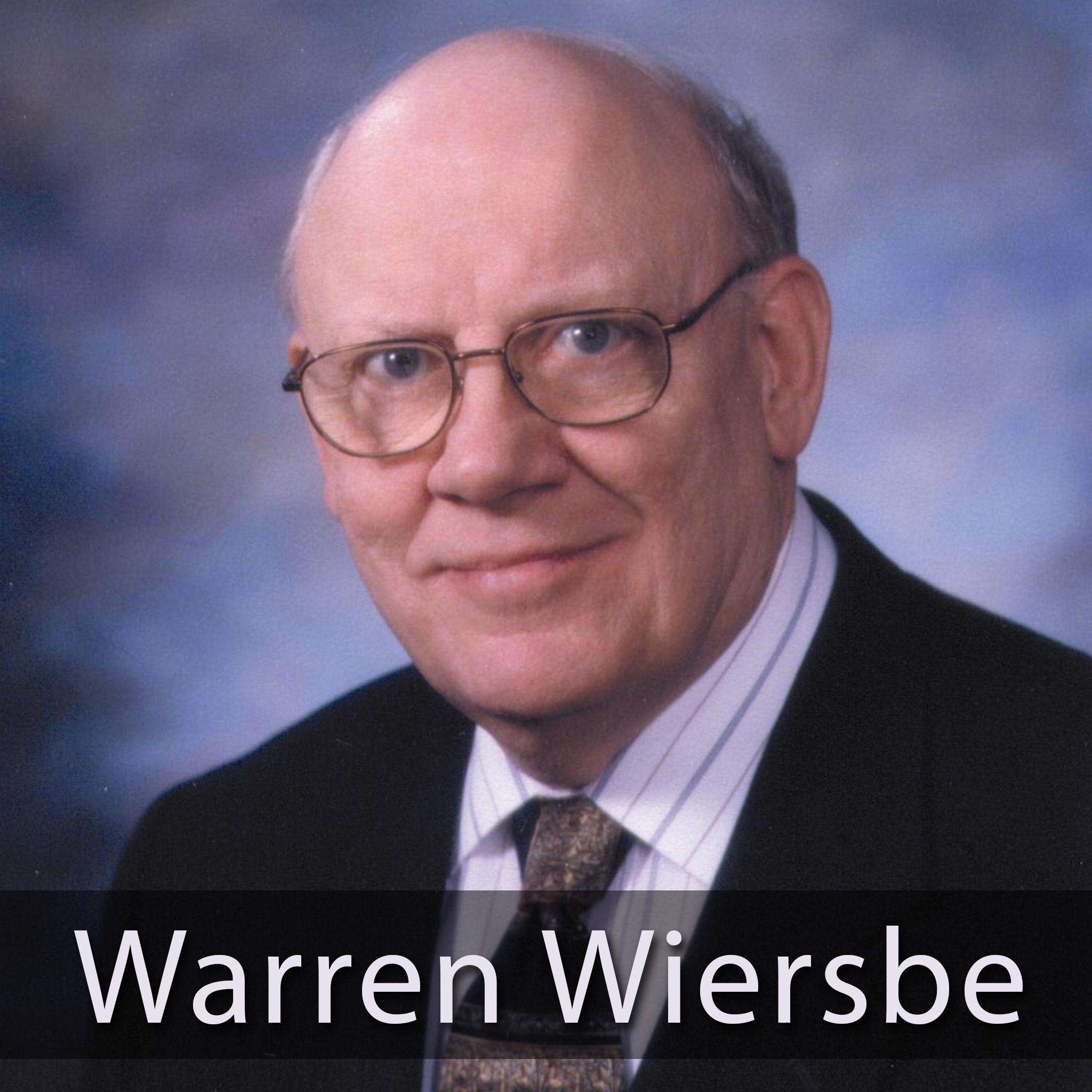 <![CDATA[Warren Wiersbe Podcast]]>
