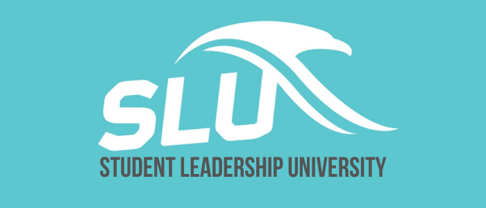 Student Leadership University Logo
